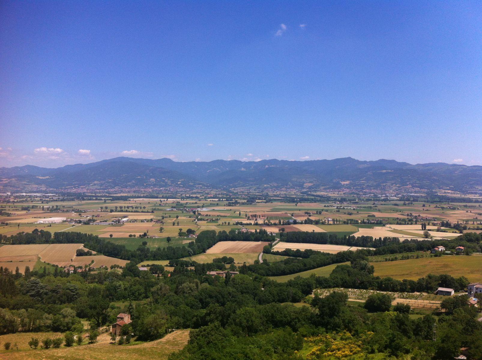 Valtiberina Umbra e Toscana 1