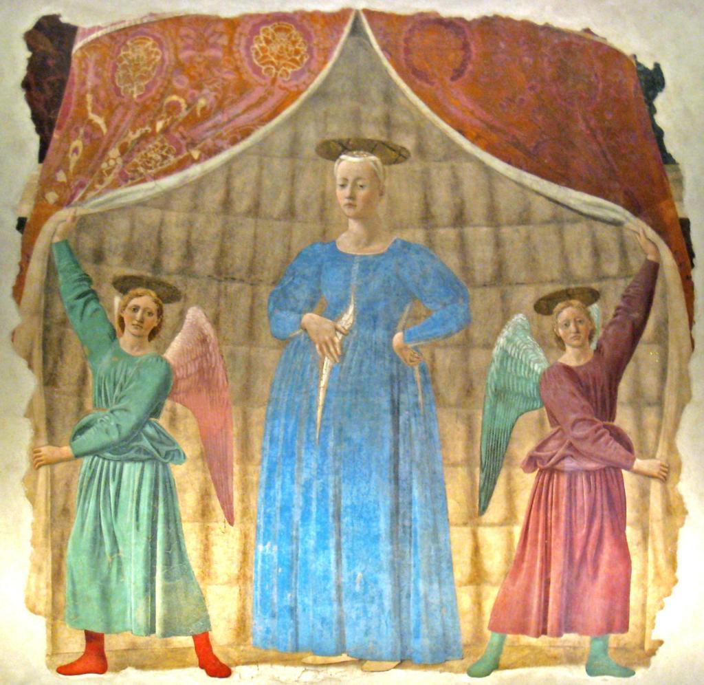 Madonna del Parto - Monterchi