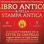Mostra Mercato Nazionale del Libro Antico e della Stampa Antica