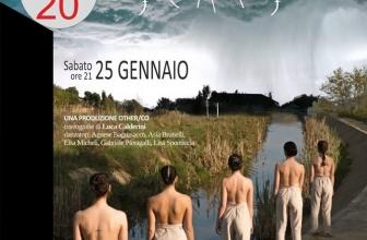 La nuova Stagione di Prosa 2019/20 promossa al Teatro San Fedele di Montone (Pg).