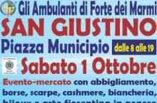 Ambulanti Forte dei Marmi a San Giustino
