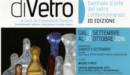 Di Vetro. Biennale d'arte del vetro contemporaneo