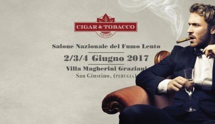 Cigar & Tobacco Festival. A San Giustino presentata la prima edizione in programma a Giugno